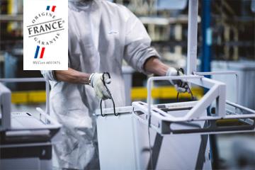 usine Origine france garantie